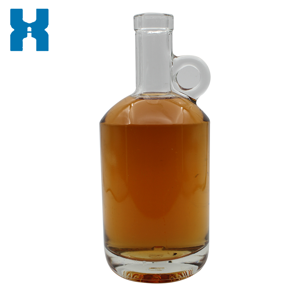 TRANSPARENT EMPTY 750ML GLASS BOTTLES 750ML BOTTLE FOR LIQUOR