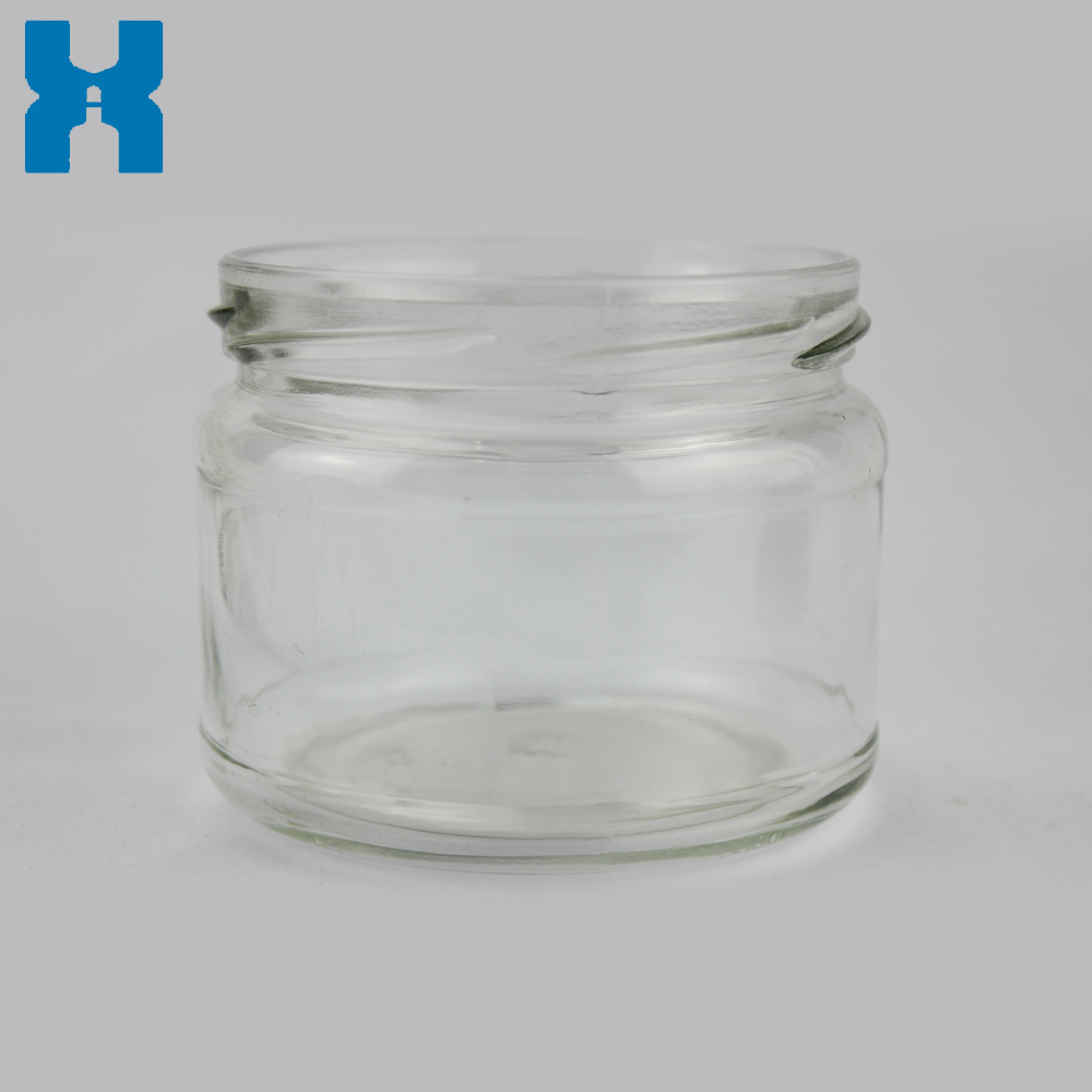 Pickle Food Packaging 330ml Mason Jar