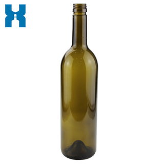 Wholesale Wine 750ml Glass Bottle