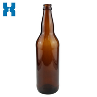 650ml Amber Beer Bottle