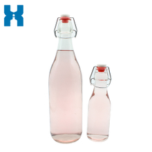 Swing Top Wholesale Water 250ml 1000ml Glass Bottle