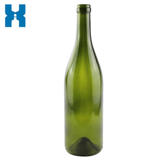 Hot Sale 750ml Wine Bottle