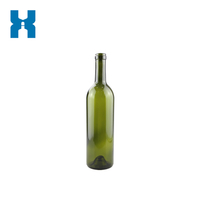 Bordeaux Wine Bottle 750ml