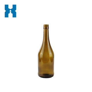 Antique Green 700ml Wine Bottle