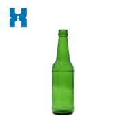 330ml Green Beer Glass Bottle